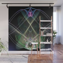 Ajna Activated Wall Mural