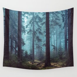 In the Pines Wall Tapestry