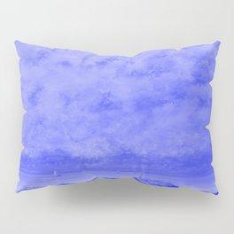 The Black Rocks at Trouville Japanese Porcelain Concept Pillow Sham