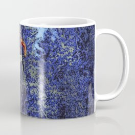 Finish Line Jump - Motocross Racing Champ Coffee Mug