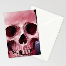 Skull 8 Stationery Cards
