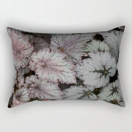 Leaf textures in group Rectangular Pillow