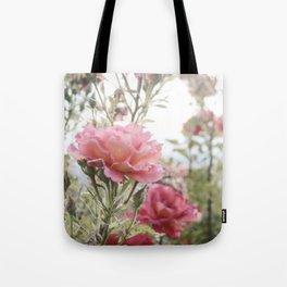 Sandia Roses Tote Bag