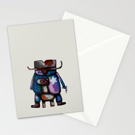 Sheriff Stationery Cards