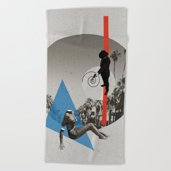 Submission Beach Towel