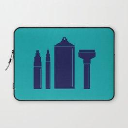 Art Supplies Laptop Sleeve