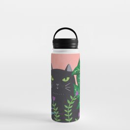 Jungle Cat Water Bottle