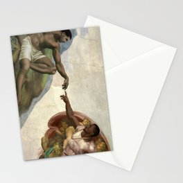 The Creation of the 6 Stationery Cards
