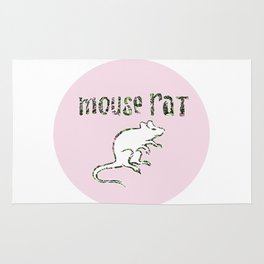 Mouse Rat Rug
