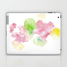 180807 Abstract Watercolour 8 | Colorful Abstract |Modern Watercolor Art Laptop & iPad Skin