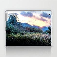 Mountain Sunrise Laptop & iPad Skin
