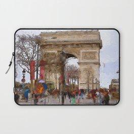 Arc de Triomphe Laptop Sleeve