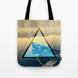 Still Lake  Tote Bag