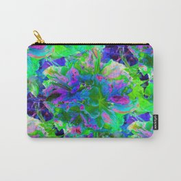 Azealia Abstract Carry-All Pouch