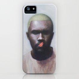 Blonde (Frank) iPhone Case