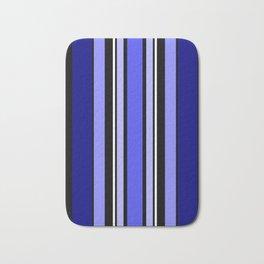 Stripes in colour 7 Bath Mat