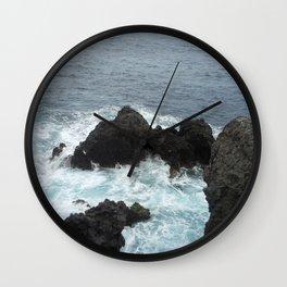 wild Tenerife Wall Clock