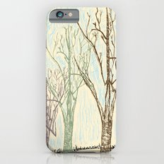 A Winters Sketch Slim Case iPhone 6s