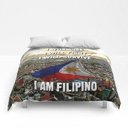 Survive Filipino Comforters