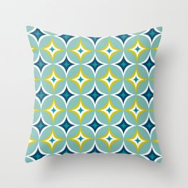 Astral - Slingshot Throw Pillow