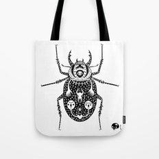 Diaboli Scarabæus - The Devil's Beetle Tote Bag