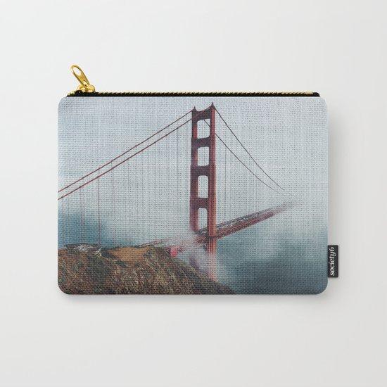 California Bridge photo Carry-All Pouch