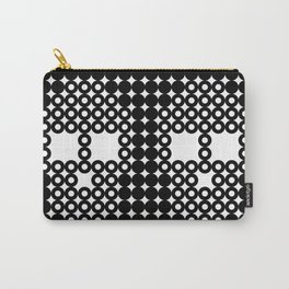 Retro Skull #3 Carry-All Pouch