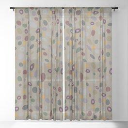 Caught You Sheer Curtain