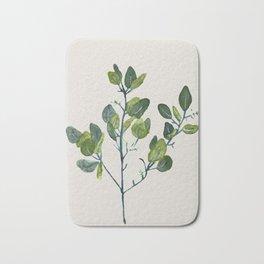 Eucalyptus Branch Bath Mat