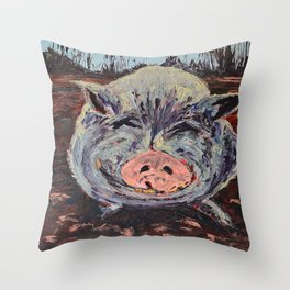 Sully Throw Pillow