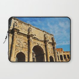 Rome - The Arch of Constantine Laptop Sleeve