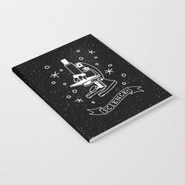 SCIENCE! - dark Notebook