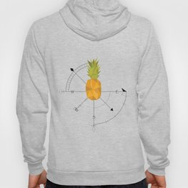 Pineapple Compass Hoody