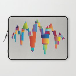 After the earthquake Laptop Sleeve