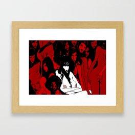 W.A.N.T Framed Art Print