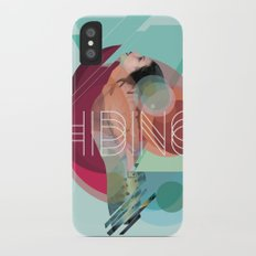 Hiding Tonight Slim Case iPhone X