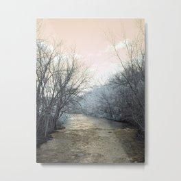 February Rust Metal Print