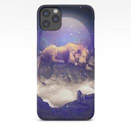Under the Stars III (Leo) iPhone Case
