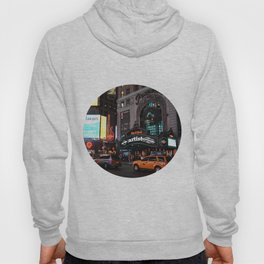 New York City - Times Square Hoody