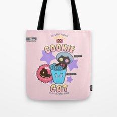 Cookie Cat Tote Bag