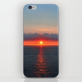 Deauville Vibes iPhone Skin