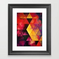 hytegryd Framed Art Print