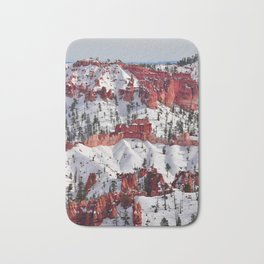 Bryce Canyon - Sunset Point III Bath Mat