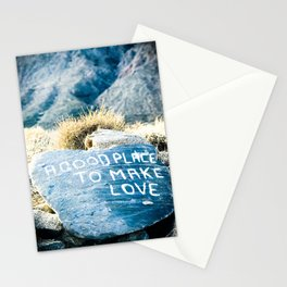 Make Love Stationery Cards