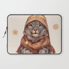 Beanie Weather Laptop Sleeve