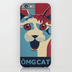 ✩ The OMG Cat Poster Slim Case iPhone 6s