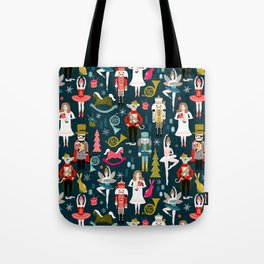 Nutcracker Ballet by Andrea Lauren  Tote Bag