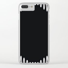 Soundcave Clear iPhone Case