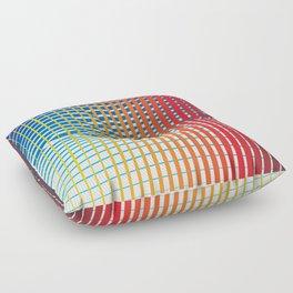 Spec Trum Floor Pillow
