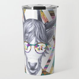 DREAMTAPES, created by Elena Mir and Kris Tate Travel Mug